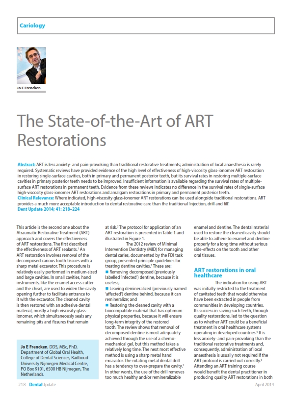 The State-of-the-Art of ART Restorations_001